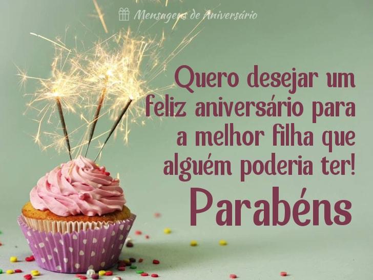 Quero Desejar Um Feliz Aniversário Mensagem De Aniversário